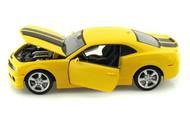 Maisto  1/24 2010 Camaro SS RS (Yellow) MAI31207YLW