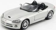 Maisto  1/24 2003 Dodge Viper SRT10 (Met. Silver) (D)<!-- _Disc_ --> MAI31232SLV