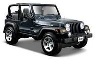 Jeep Wrangler Rubicon #MAI31245BLU