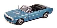 Maisto  1/24 1968 Camaro SS396 Convertible (Met. Blue) MAI31257BLU