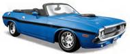 1970 Dodge Challenger R/T Convertible (Met. Blue) (New Color) #MAI31264BLU