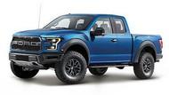 Maisto  1/24 2017 Ford F150 Raptor Pickup Truck (Met. Blue) MAI31266BLU
