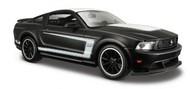 Maisto  1/24 Ford Mustang Boss 302 (Black) MAI31269BLK