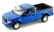 Maisto  1/24 2010 Ford F150 Pickup Truck (Met. Blue) MAI31270BLU