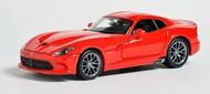 Maisto  1/24 2013 SRT Viper GTS (Red) MAI31271RED