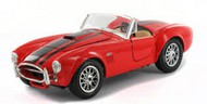 Maisto  1/24 1965 Shelby Cobra 427 Convertible (Red) MAI31276RED