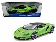 Maisto  1/18 Lamborghini Centenario (Green) MAI31386GRN