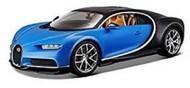 Maisto  1/24 Bugatti Chiron (Blue/Black) MAI31514BLB