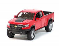 Maisto  1/2 2017 Chevrolet Colorado ZR2 Pickup Truck (Red) MAI31517RED