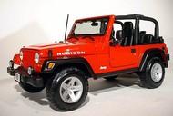Maisto  1/18 Jeep Wrangler Rubicon (Red) MAI31663RED