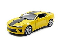 Maisto  1/18 2016 Camaro SS (Yellow) MAI31689YLW
