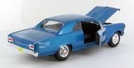 Maisto  1/24 1966 Chevrolet Chevelle SS396 (Met. Blue) MAI31960BLU