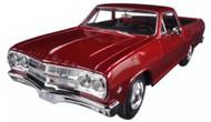 Maisto  1/25 1965 Chevrolet El Camino (Met. Red) MAI31977RED