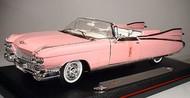 Maisto  1/18 1959 Cadillac Eldorado Biarritz (Pink) MAI36813PIK