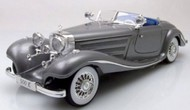 Maisto  1/18 1934-36 Mercedes Benz 500K Type Special Roadster (Grey) MAI36862GRY