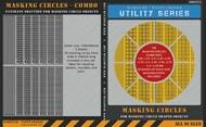 Maketar  1/144 780 Masking Circles MMS012