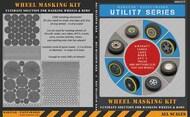 Maketar  1/144 1200 masking elements! MMS017