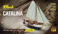 Mamoli  1/64 Catalina Single-Masted Dutch Yacht (Re-Issue) MOL61