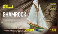 Mamoli  1/170 Shamrock Single-Mast 1899 US Racing Yacht MOL63