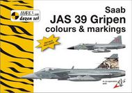 Mark 1 Guide  1/144 Saab JAS-39 Gripen C&M MKD44012
