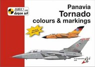 Mark 1 Guide  1/72 Panavia Tornado book and decals (12) MKD72011