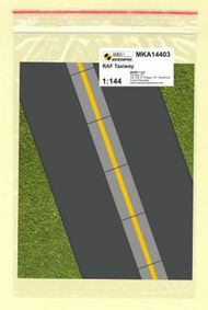 Mark 1 Models  1/144 RAF Taxiway (tarmac and concrete panels) MKA14403