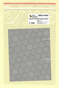Mark 1 Models  1/144 Soviet Base (hexagonal concrete plates) MKA14404