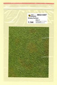 Mark 1 Models  1/144 Grassy Surface MKA14407