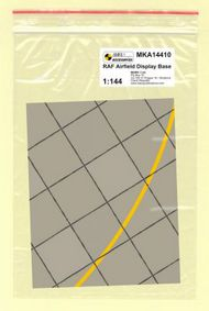 Mark 1 Models  1/144 RAF Base (square concrete panels) MKA14410