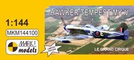 Mark I Models  1/144 Hawker Tempest Mk.VLe grand cirque - Pre-Order Item MKM144100