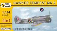 Mark I Models  1/144 Hawker Tempest Mk.V series 2Fierce Fighte (2in1) (Royal Air Force) - Pre-Order Item MKM144110
