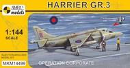 BAe Harrier GR.3 'Operation Corporate' #MKM14499