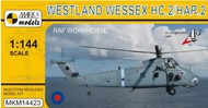 Mark 1 Models  1/144 Westland Wessex HC.2/HAR.2 RAF - Pre-Order Item MKX14423