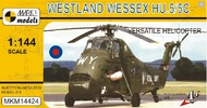 Mark 1 Models  1/144 Westland Wessex H.5/5C RAF - Pre-Order Item MKX14424