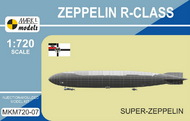 Mark 1 Models  1/720 Zeppelin R-class 'Grosskampf-Typ': LZ83, LZ11 MKX720-07