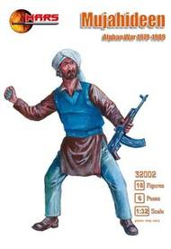 Mars Models  1/32 Afghan War 1979-1989 Mujahideen (18) MAF32002