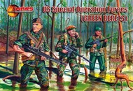 Mars Models  1/32 US Special Operation Forces Green Berets Vietnam War (15) MAF32008