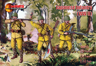 Mars Models  1/32 WWII Japanese Infantry (15) MAF32015
