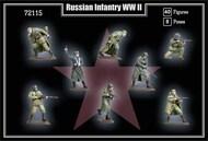 Russian Infantry WWII #MAR72115