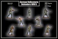 German Volkssturm Defenders (WWII) #MAR72117