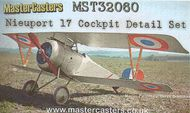 Nieuport N.17 Cockpit Detail Set #MST32060