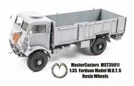 Fordson Model W.O.T. 6 Wheels #MST35011