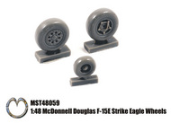 McDonnell-Douglas F-15E Strike Eagle Wheels #MST48059