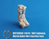 BAC/EE Lightning Martin Baker Mk.4 Ejection Seat Universally Apllicable #MST48066
