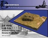 MasterPiece Models  1/48 AFV Diorama Base MASCD7016