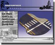 MasterPiece Models  1/35 Palette Shaped Street Section MASCD7021