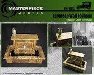 MasterPiece Models  1/35 European Wall Fountain MASMMCB70127