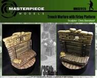 MasterPiece Models  1/35 Trench Warfare with Firing Platform diorama MASMMCB70128
