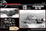 MasterPiece Models  1/35 31' Patrol Boat River MASMMVN010