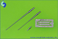 Master Models  1/32 SAAB JAS 39 Gripen - Pitot Tubes & AoA probes MR32056